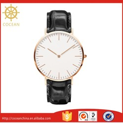 Hot Item China Made Japan Movement 5 ATM Water Resistant Women Watches Ladies