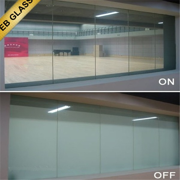 switchable film glass partitiions,opaque white glass film, eb glass