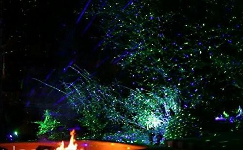 Led Christmas Tree Light Laser Christmas Lights/outdoor