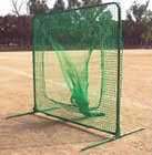 Formation de baseball net, Baseball pratique Net