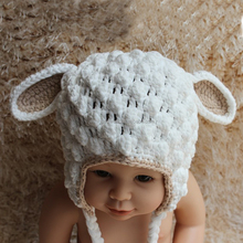 Chinese wholesale companies cute rabbit hand knitted baby hat en alibaba