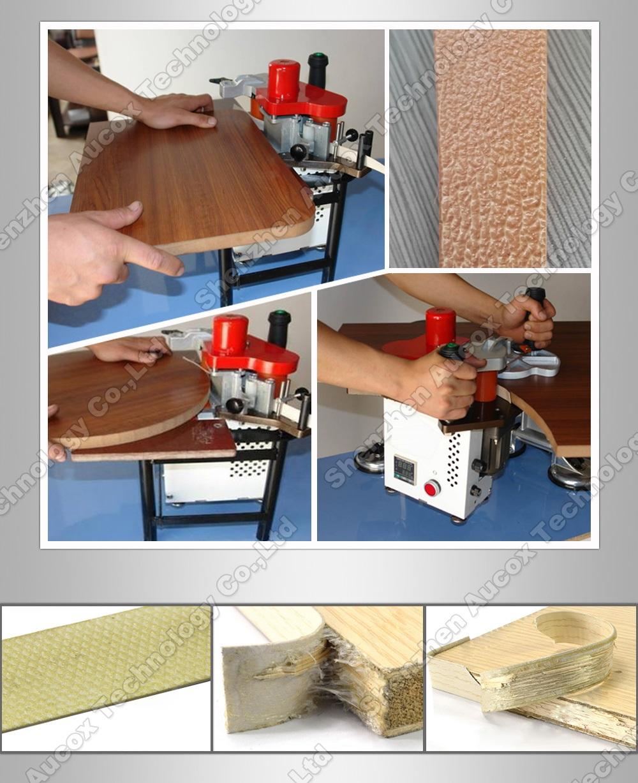 Woodworking JBT90 Portable Edge Bander Manual edge banding machine Wood Working Machinery Gluing Machine