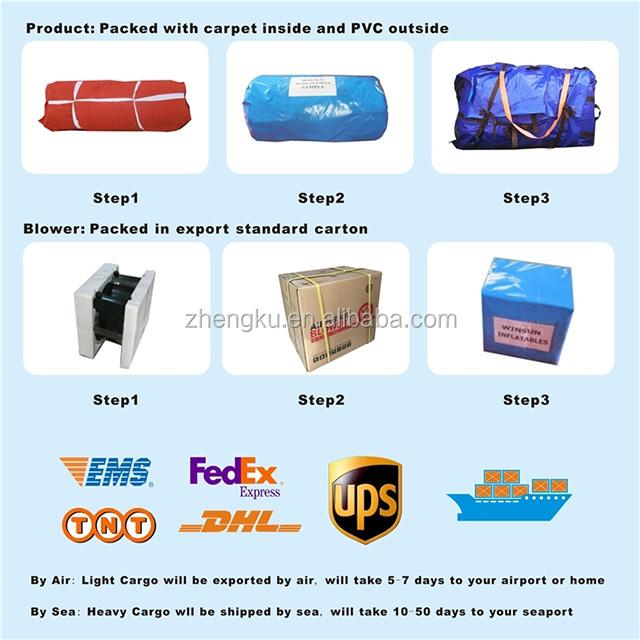 고품질 및 공장 가격 풍선 성 슬라이드, 풍선 성, 풍선 점프 성 대상 판매