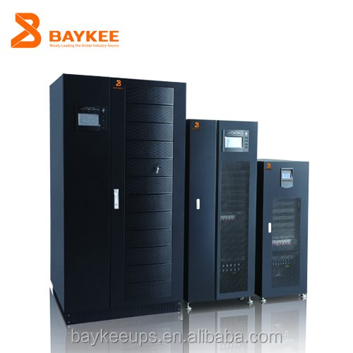 Baykee latest products in market online ups 50kw 3 phase
