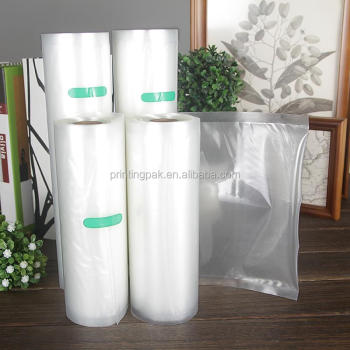 20cm Rolls Embossed Vacuum Sealer Foodvacbags Storage Bags Food Saver