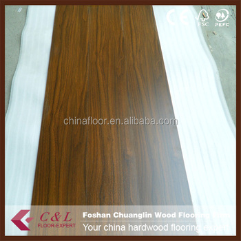 Guangzhou Supplier Low Price Ac4 Anti Scratch Laminate Flooring