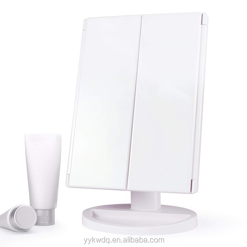 Led Lighted Makeup Mirror 3x 2 X 1x Magnifying Mirror 24