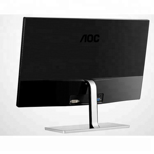 Black Silver 23 Inch E-Sports Full HD Eye Protection AOC Monitor for Desktop