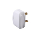 New style british 13 amp simple electrical plug