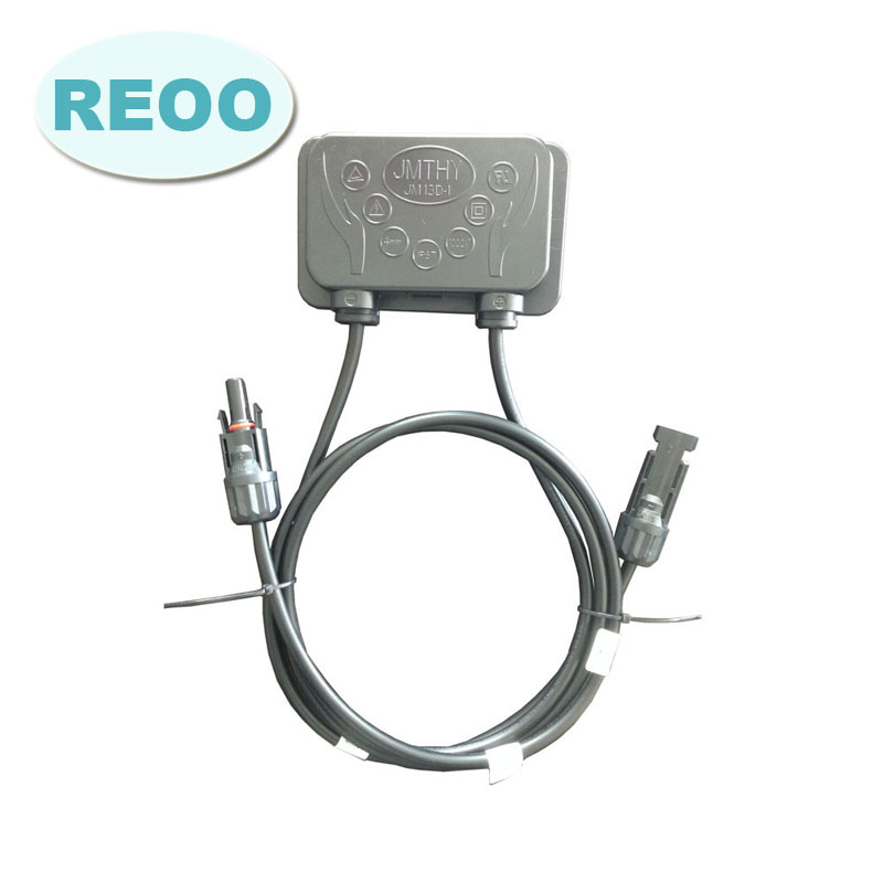 REOO Solar PV Junction Box Waterproof Solar Panel PV Junction Box
