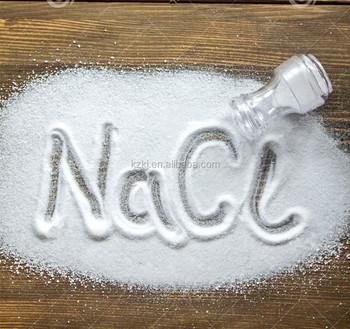 Die Bedeutung von Kochsalz NaCl