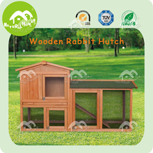 wooden outdoor design rabbit cage,rabbit hutch and run