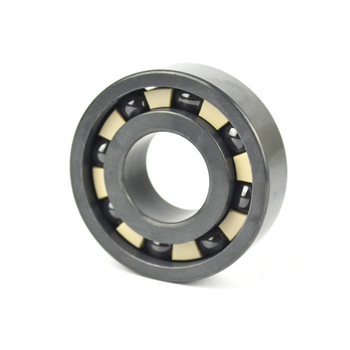 Hybrid ceramic bearing 6002 with PTEF cage