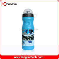 Sports water bottle manufacture,platic sport bottle,700ml plastic drink bottle (KL-6723)