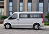 Dongfeng gasoline mini van for sale with full configuration 5-11 seats for our choices