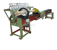 Full automatic bamboo toothpick make processing line toothpick product machine/0086-15037190623
