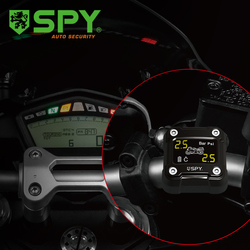 2 tpms sensor tire pressure monitoring system motorcycle tpms