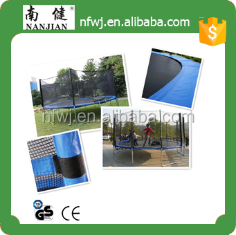 2016 Cheap Used Large Bungee Fitness Trampoline With