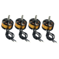 4PCS T MOTOR F60 FPV Brushless Motor 2200KV for Drone UVA QVA250 Quadcopter Multicopter