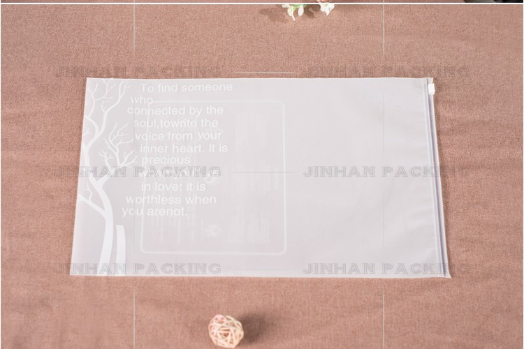 Eco-friendly Poly Bags 10x13 High Quality Sustainable Custom Printing Heavy-duty Clear Plastic Bag with Zipper