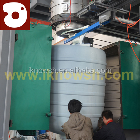 glass lined water tank mold
