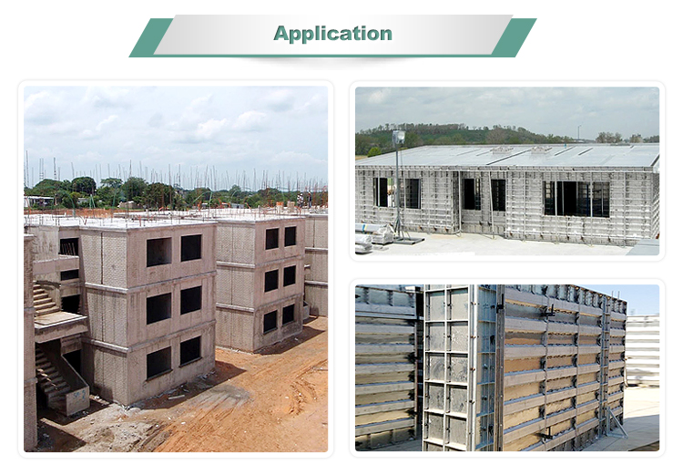 Anping Factory Supplier High Quality Construction Aluminium Formwork System