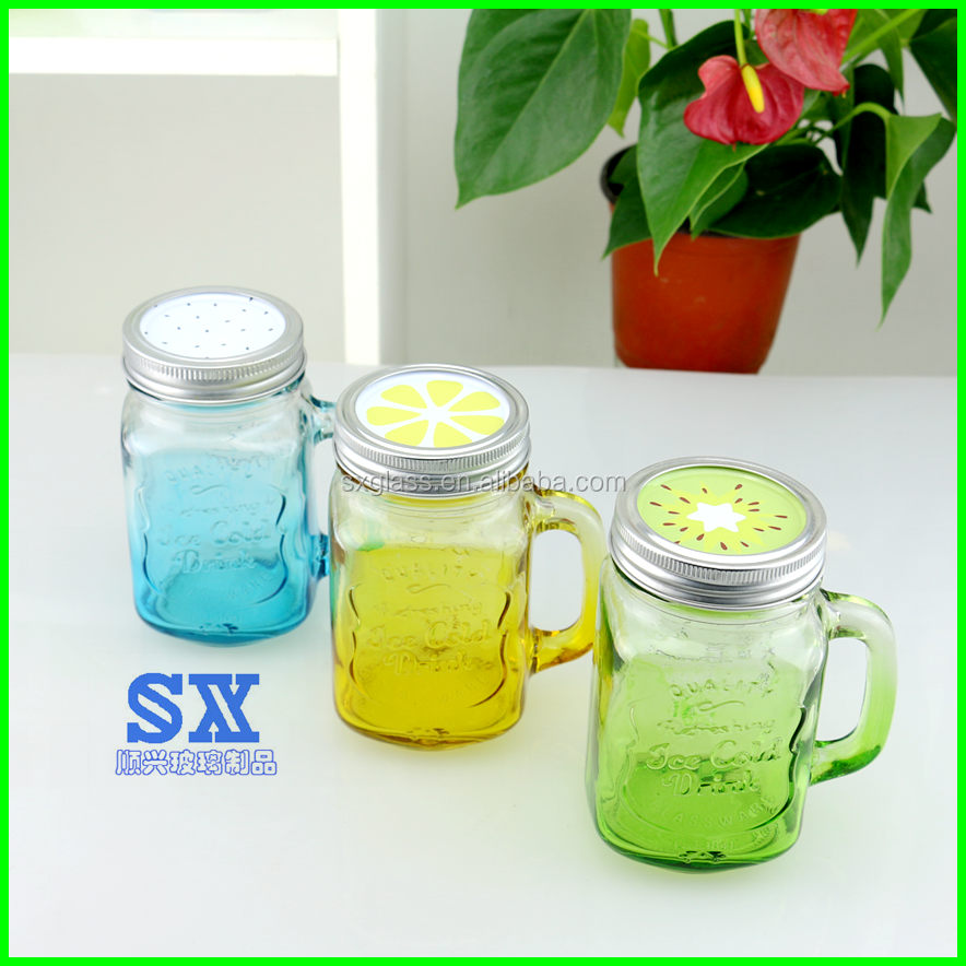 Promotional 480ml or 16oz beer cup/drinking glass/glassware/glass cup set wholesale