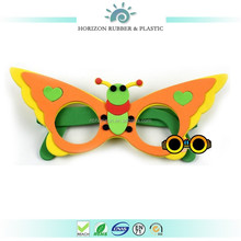 Moda eva foam avatar de dibujos animados ojo kids halloween party animal