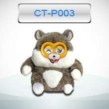 NEWEST cheap electronic toys for kids, plush interactive electronic pets for child