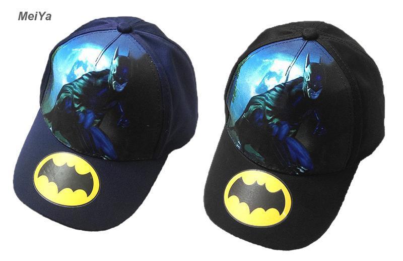 Get Quotations · Hot sale Hat Baseball cap Batman Boys Snapback For  Children Snapbacks For Boys Baseball Caps summer e4f8703784