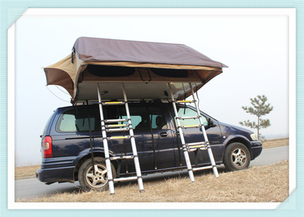 2017 New style Large Car Roof Top Tents with two ladders large roof tent & 2017 New style Large Car Roof Top Tents with two ladders large ...