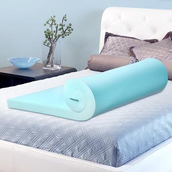 Alibaba Top1 Supplier Cooling Gel Travel Memory Foam Mattress