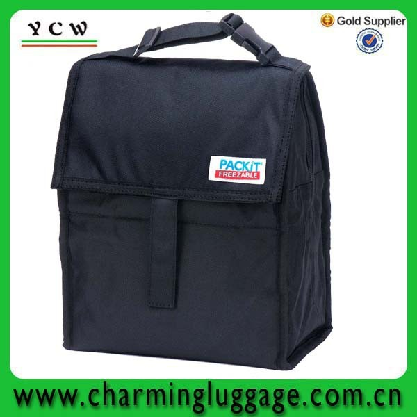 Top Quality Customized Insulated Lunch flat folding cooler bag foldable