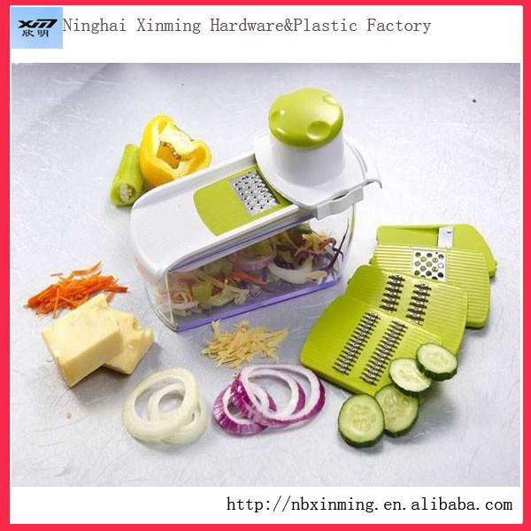 Factory production Multi-function 3 in 1 vegetable cutter