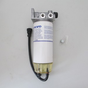 wholesale high quality VOLVO excavator fuel water separator with all varieties