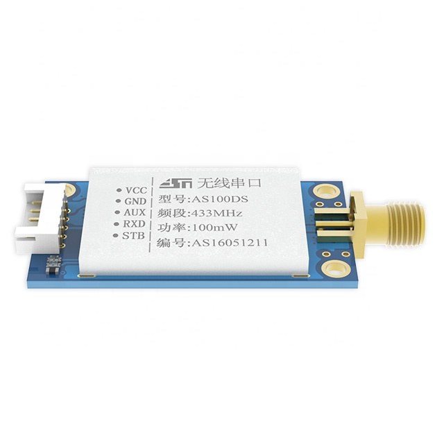 Fixed Wireless Terminals Creative 433mhz Uart Long Range Transmitter Receiver Rf 5km Ttl Rs485 Radio Modem 2w Wireless Transceiver Rs232 Radio Communication Moderate Price Communication Equipments