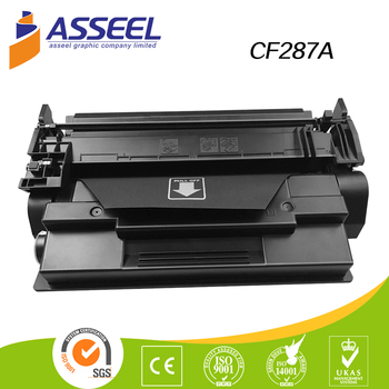 Best selling compatible toner CF287A for HP Pro M501n