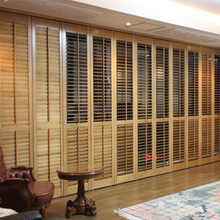 Custom Indoor Wooden Blinds House DIY Louvered Best Plantation Shutters