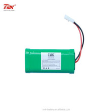 TMK Ni-MH 7.2V SC3600mAh Rechargeable Batterie Pack with UL1007 Wires and Molex Connector for iRobot LOOJ 150