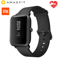 Global Version xiaomi Huami Amazfit bip Sports Smart BT Watch BT 4.0 WiFi Dual Core GPS Heart Rate Monitor
