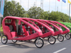 3 Wheel Velo Taxi Bike Taxi for Sale