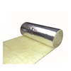 China Factory fsk facing glass wool roll glass wool blanket insulation