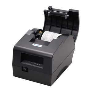 Oem China 58mm Big Gear Factory widely used EPOS USB Parallel thermal receipt printer For Win System