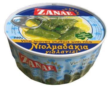 Grape Leaves stuffed with rice (zanae) 280g
