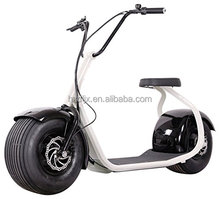 High Speed Aluminum Frame Big Wheel Electric Foot Scooter