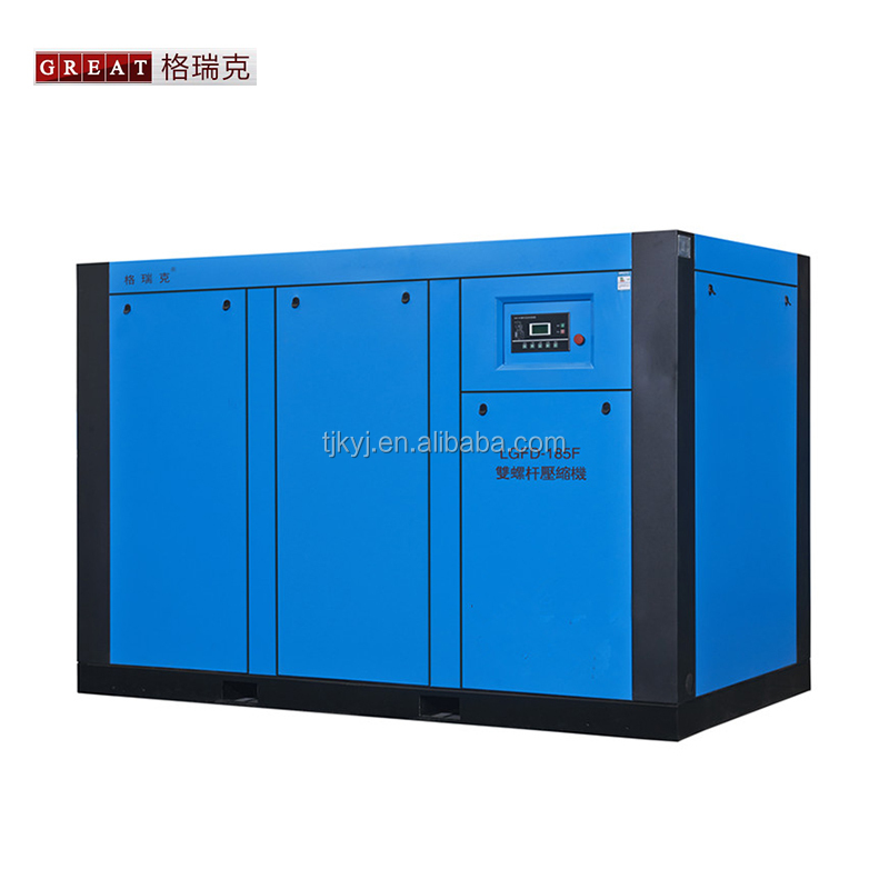 china GEWELDIG 12 bar luchtcompressor / home cng compressor / rotary vane compressor