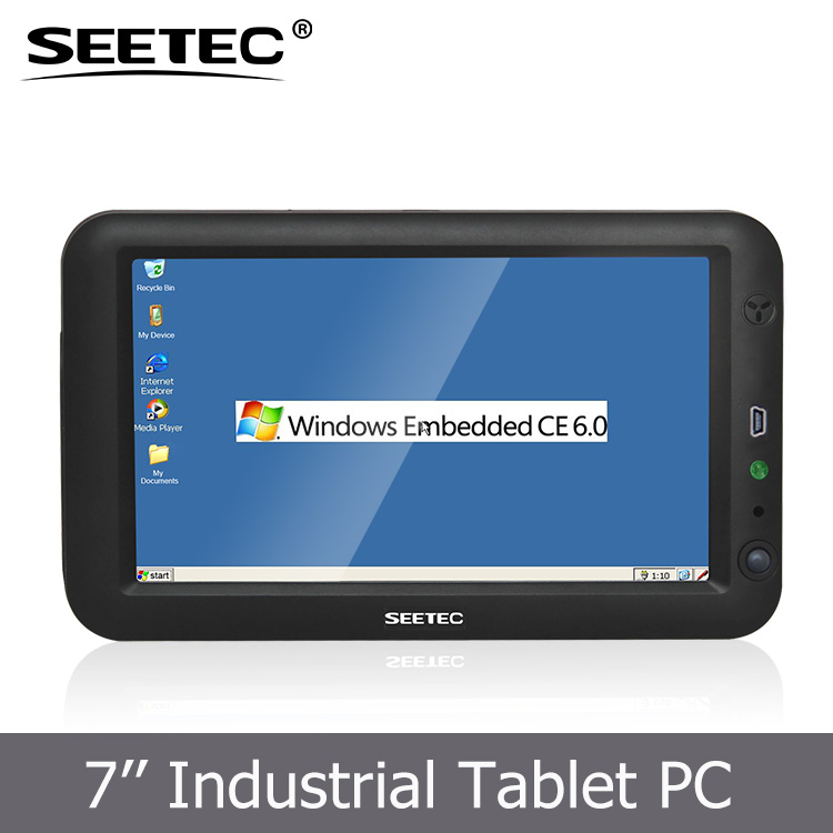 7 Inch Windows Tablet Pc With Touch High Brightness 400cd/m2 Window Ce 6 0  Linux Os Li-battery Optional - Buy 7 Inch Windows Tablet Pc,High Brightness