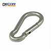 stainless steel hors snap hook