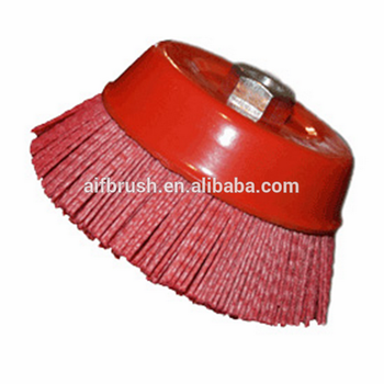 Abrasive Nylon Brush All 102