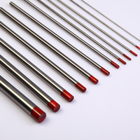 Super high quality Pure Tungsten electrode WT20 copper Rod Factory Price
